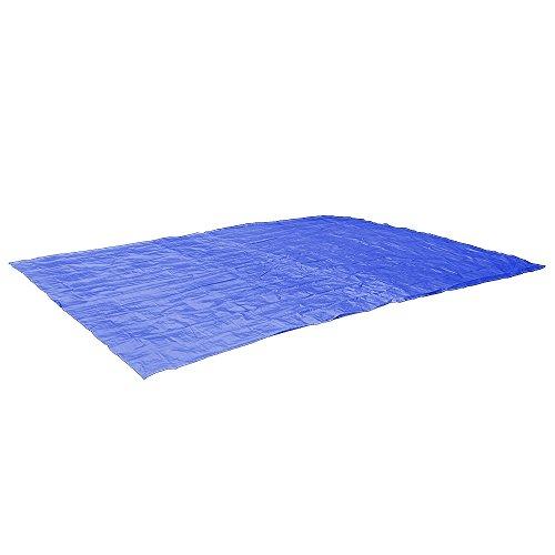 Jilong Poll GC Bodenplane für runde Pools, 570 x 570 cm, blau