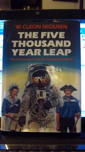 The Five Thousand Year Leap Book Published June 1 1981 border=