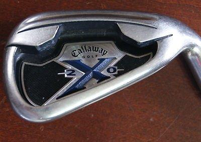 Amazon.com: Callaway X-20 3 – 9 Uniflex Juego de hierro para ...