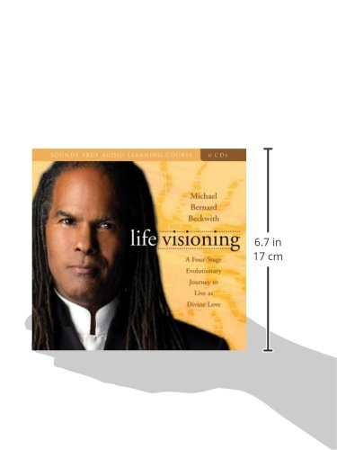 Life Visioning: A Four-Stage Evolutionary Journey to Live as Divine Love by Brand: Sounds True, Incorporated (Image #2)
