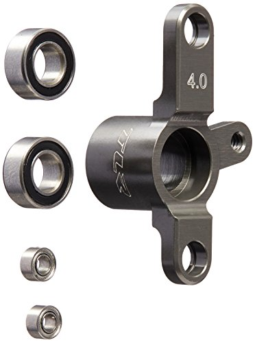 Losi Throttle (Team Losi Aluminum Throttle Tri-Horn w/bearings: 8IGHT 4.0)