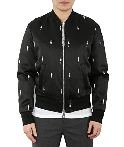wiberlux-neil-barrett-mens-multi-thunder-embroidery-zip-up-jacket-s-black