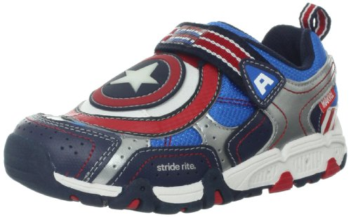 kids captain america shoes - 8