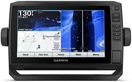 Garmin 010-01902-01 Echomap Plus 94SV with CV51M-TM transducer, 9 inches