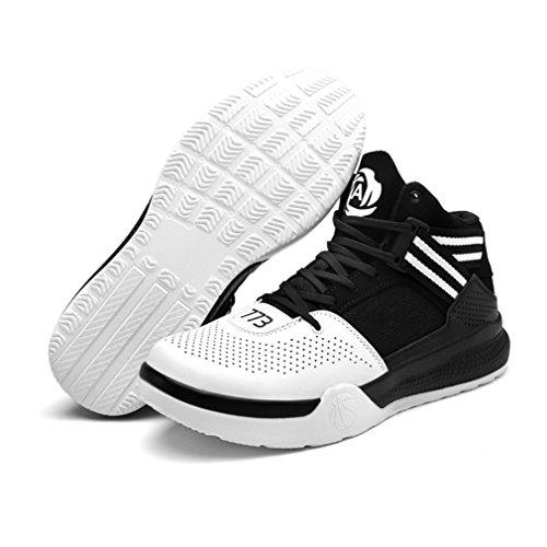 blanco Zapatillas adulto altas Unisex LFEU wTfIqWH