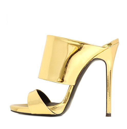 a Colore Ufficio Peep Ladies Strass per Heels Toe Out B Estate Donna Comfort Carriera Tacchi e Spillo 38 Hollow Tacco Dimensione Scarpe PU da Creepers xU71q0wz