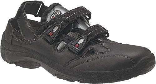 Ejendals 5042 - 36 - Taille 36 Jalas 5042 Chaussures De Soins Professionnels, Noir / Argent