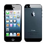 Apple iPhone 5 16GB A1428 LTE GSM HSDPA Black Locked to Rogers network Canada