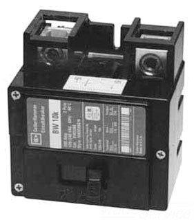 Eaton BW2100 Plug-On Mount Type BW Main Meter Breaker 2-Pole 100 Amp 120/240 Volt by Eaton (Image #1)