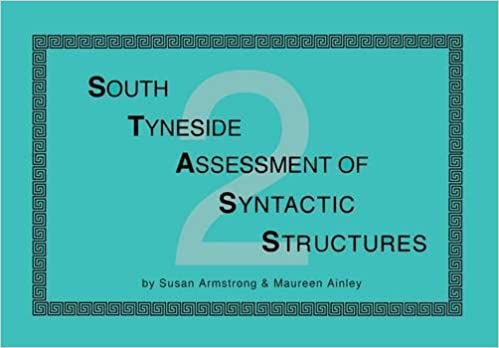 STASS 2: South Tyneside Assessment of Syntactic Structures 2