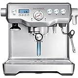 Gastroback 42636 - Cafetera (Espresso machine, De café molido, Acero inoxidable, LCD, Café/Espresso)
