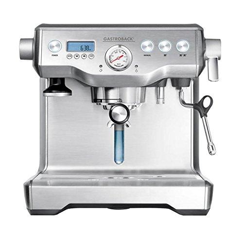 Dualboiler-Espresso Siebträgermaschine Gastroback 42636