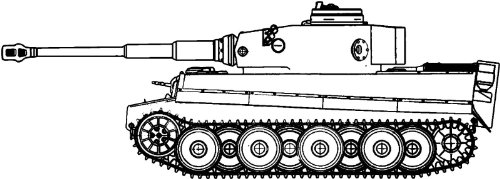 Tiger 88mm Panzer Division T34 Lowe WOT Ww2 World Tank