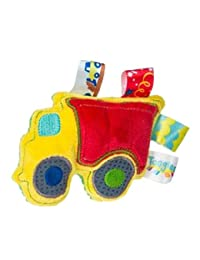Taggies - Wheelies - Dump Truck Rattle BOBEBE Online Baby Store From New York to Miami and Los Angeles