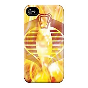 CassidyMunro Shockproof Scratcheproof Cobra Hard Cases Covers For Iphone 6plus