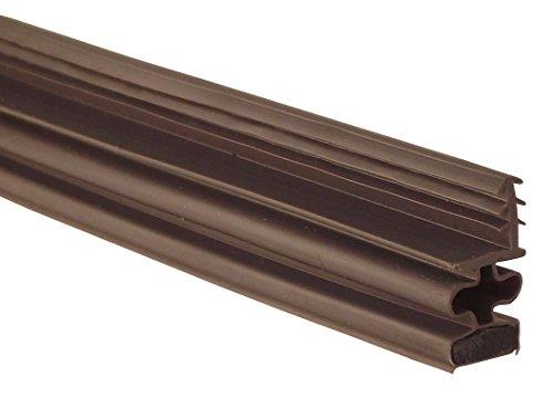 Pemko 085694 MAG349D-85 Magnetic Weather-Strip, Dark Brown Foam