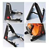 Compact Folding Instrument Stand for Ukulele Violin Mandolin etc