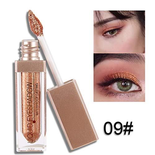 Liquid Eyeshadow Makeup Eye Shadow Halloween Limited Shimmer Metallic Edition Pearl Light Shiny Cosmetics -