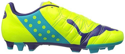 Herren FG Gelb Yellow Blue Fußballschuhe 05 Violet scuba evoPOWER prism 4 Puma Fluro wqxf6tn