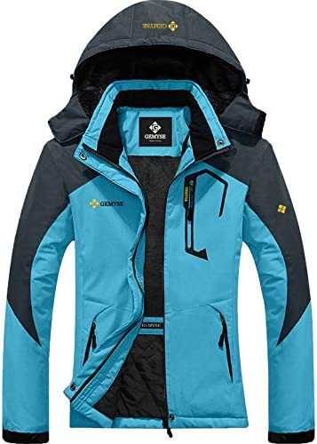 GEMYSE Womens Mountain Waterproof Windproof product image