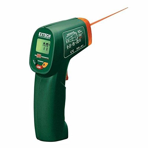 Extech 42500 Mini IR Thermometer 3.2 x 1.7 x 6.7'' (82x44x170mm)