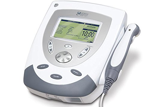 Chattanooga 00-2738K Intelect Transport 2-Channel Stimulation and Ultrasound Combination with 5 cm Applicator