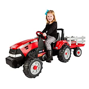 Peg-Perego-Case-IH-Tractor-and-Trailer