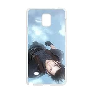 Samsung Galaxy Note 4 White phone case Zack Fair Final Fantasy FFL8041661
