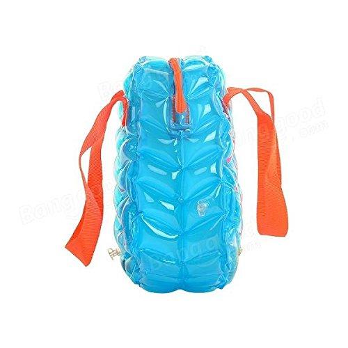 Bazaar Women Inflatable Bag Swimming Bag Waterproof Bag Beach Bag Inflatable Bag