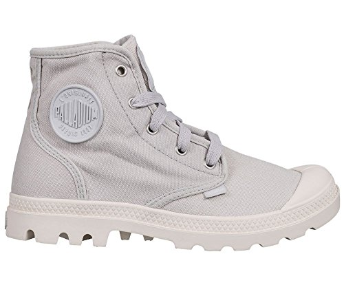 Basket Donna Canvas Pampa Fashion Grigio Hi Palladium TxUCnqSS