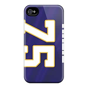 Fashion Protective Minnesota Vikings Cases Covers For Iphone 6