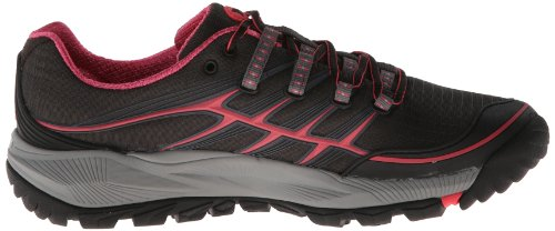 Merrell Women's Allout Rush Running Shoes Black (Black/Paradise Pink) with mastercard online 07ZzXd