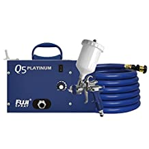 Fuji 2895-T75G Q5 Platinum Quiet HVLP Spray System