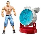 WWE Flexforce Smash Scenes Fist Poundin' John Cena Action Figure with Accessory, Baby & Kids Zone