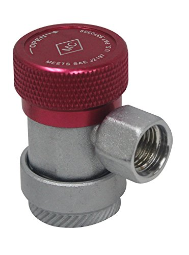 MASTERCOOL (82834 Red High Side Coupler