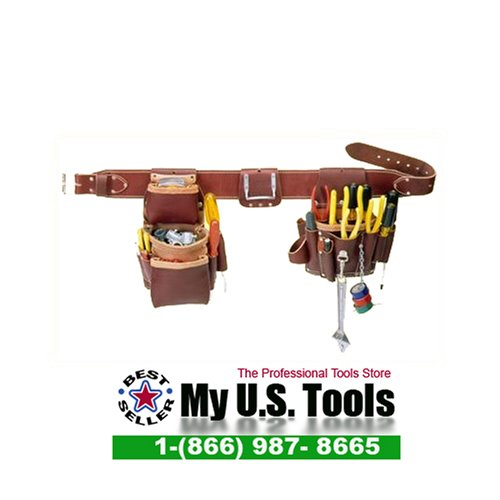 Occidental Leather 5036 SM Leather Pro Electrician Set by Occidental Leather (Image #1)