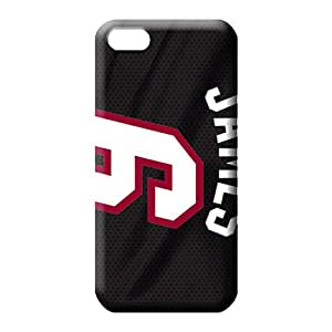 iphone 6plus 6p covers protection Protective colorful phone carrying shells miami heat nba basketball