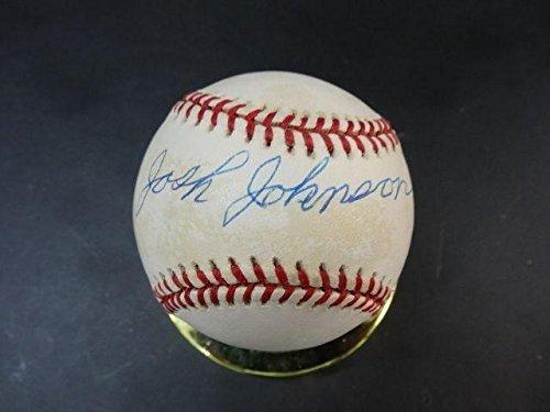 Josh Johnson Signed Baseball Autograph Auto X92459 - PSA/DNA Certified - Autographed Baseballs Sports Memorabilia