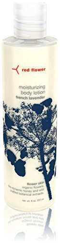 Red Flower French Lavender Moisturizing Body Lotion, 8 oz