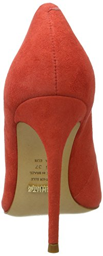 S2 Orange 02360001 Femme Nice Escarpins Fermé Orange Bout Orange Schutz Nice 4dwaq4