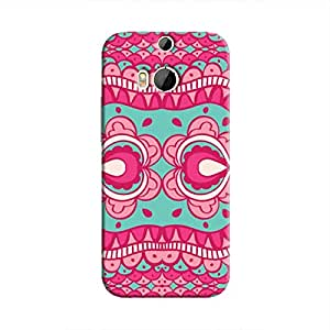 Cover It Up - Indian P&T Design One M8Hard Case