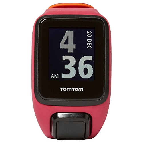 TomTom Runner 3 Cardio GPS Watch (Small) - SS17 - One - Pink