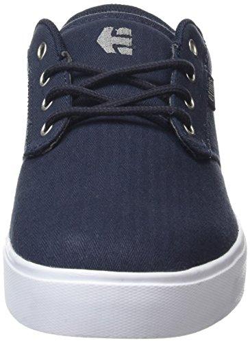 EtniesJameson 2 Eco - Zapatillas de Skateboard hombre Azul (Navy/White472)