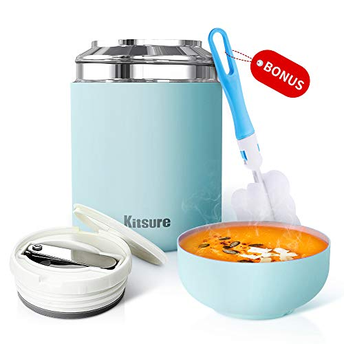 Kitsure 30 oz Thermos Food Jar
