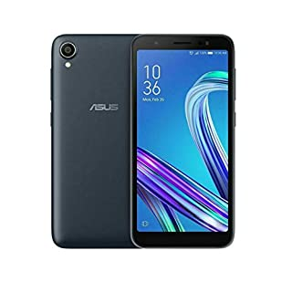 "Asus - ZenFone Live with 16GB Memory Cell Phone, 5.5"" IPS Touch Screen (Unlocked) - Midnight Black"