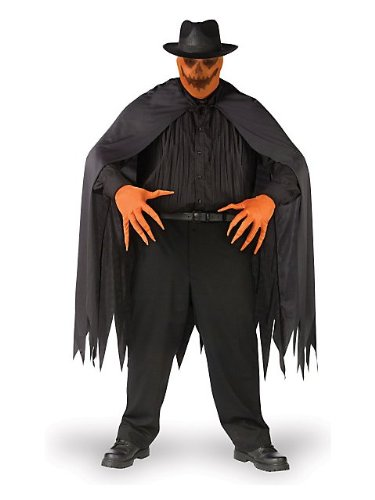 Plus Size Pumpkin Slayer Adult Costume - Mens Full