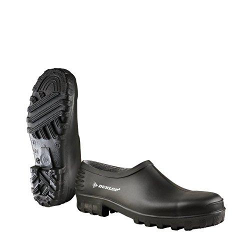 Dunlop Mens Rubber Clog Wellingtons