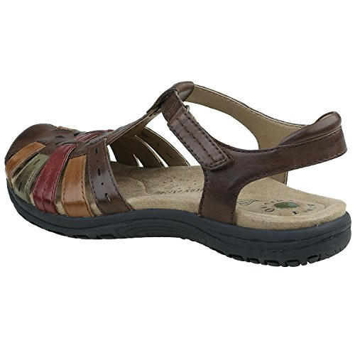 Earth Origins Saffron Women's Sandal Bat Multi clearance Inexpensive low shipping fee sale online clearance order best place cheap online e7BEUs3Jd