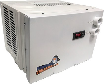 1/2HP Penguin Chillers - Water Chiller