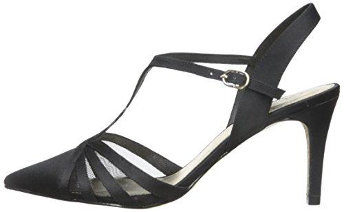 Pump Women's Adrianna Black Heidi Dress Papell 1w7zzqpB